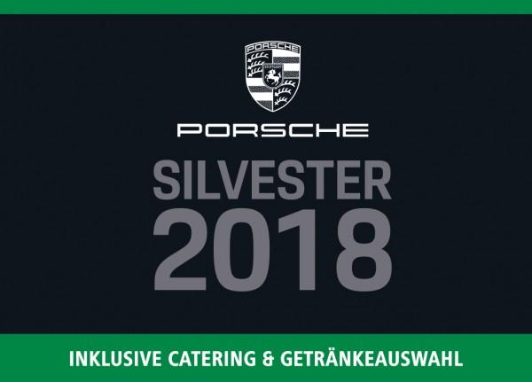 Silvester 2018 inkl. Catering