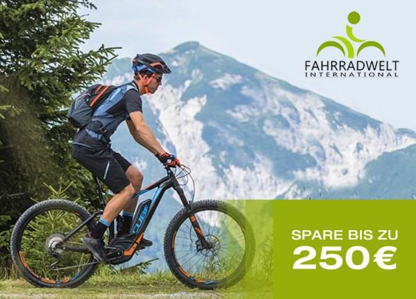 Fahrräder, E-Bikes & Zubehör günstiger