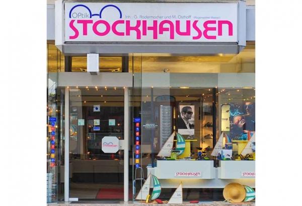 Optik Stockhausen in Stolberg