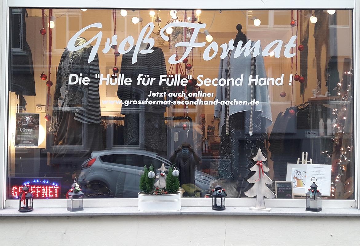 Second-Hand-Geschäft