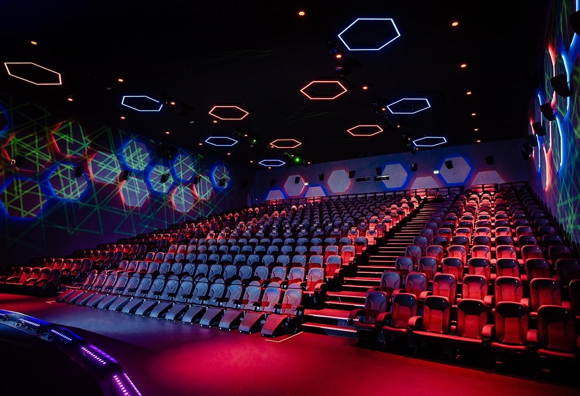 Cineplex Kinos in Aachen und Alsdorf