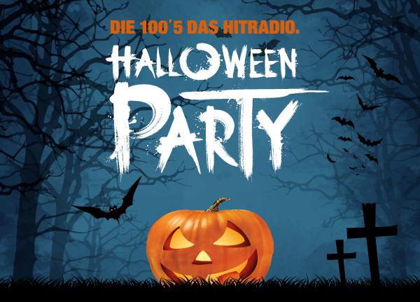 Die 100´5 Halloweenparty 2019