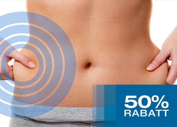 Kryolipolyse - erfriere dein Fett