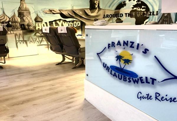 Franzis Urlaubswelt - Dein Partner für alle Reisen