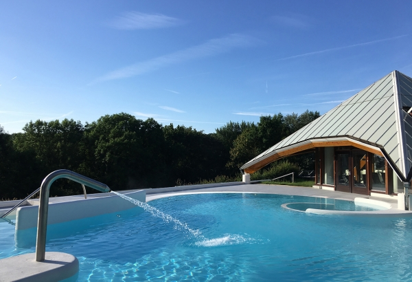 Wellness pur in der Thermae 2000